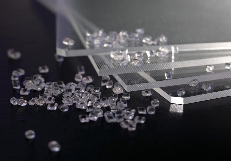 液晶显示平板导光板