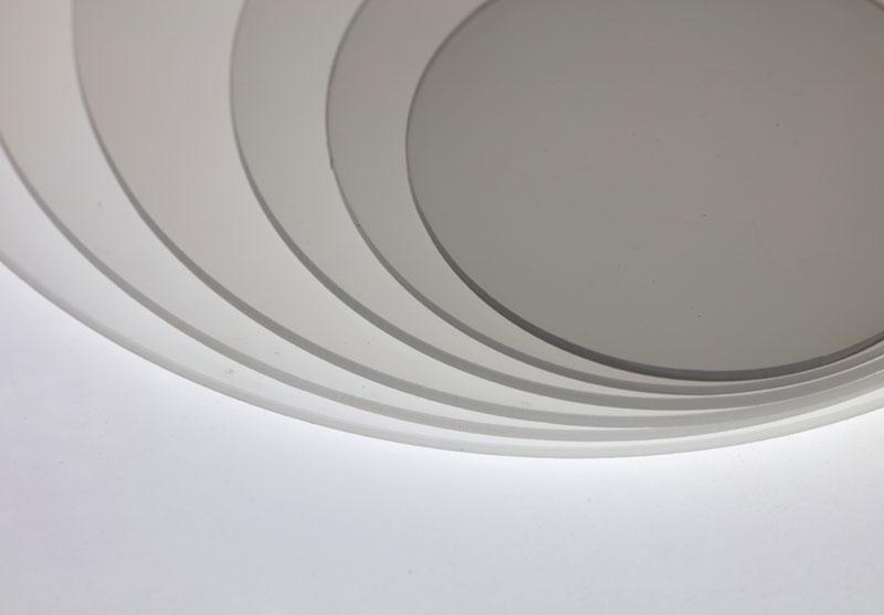 高韧性PMMA光扩散板